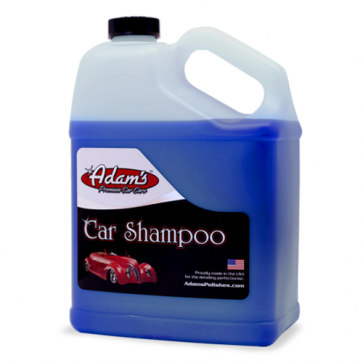 Adam's - Blue Car Shampoo - 3784 ml