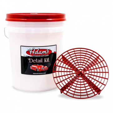 Adam's - Wash Bucket Kit