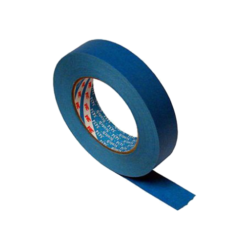 3M - 3434 High Performance maskeertape blauw - 32mm