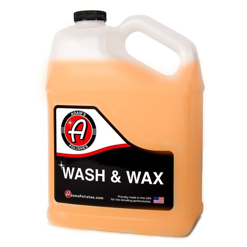 Adam's - Wash & Wax - 3784 ml