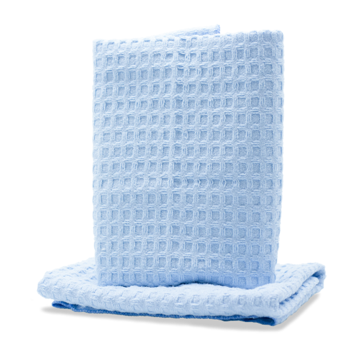 Adam's - Microfiber Waterless Wash Waffle Towel
