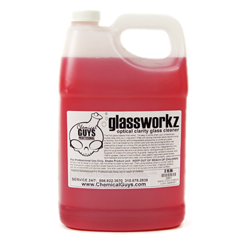 Chemical Guys - Glassworkz Optical Clarity Glass Cleaner - 3784 ml