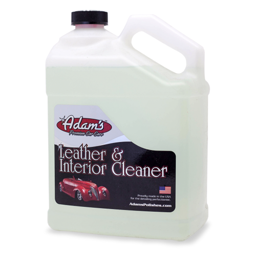 Adam's - Leather & Interior Cleaner - 3784 ml